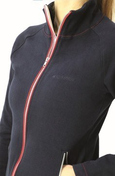 Hy Equestrian Richmond Collection Navy & Red Jacket