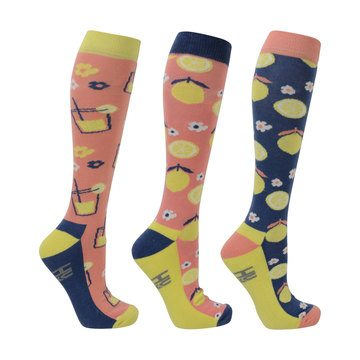 HyFASHION Fruity Lemon Socks