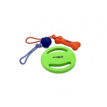 Jawables Mixed Toys Ring Bone Ball