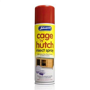 Johnson's Cage 'n' Hutch Insect Spray