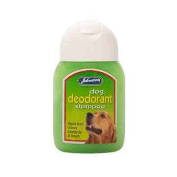 Johnson's Veterinary Dog Deodorant Shampoo