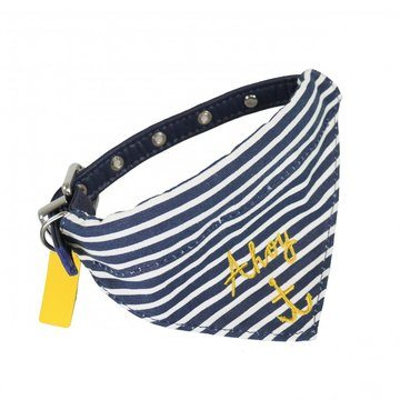 Joules Ahoy There! Nautical Collar & Neckerchief