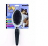JW Gripsoft Bristle Brush for Dogs
