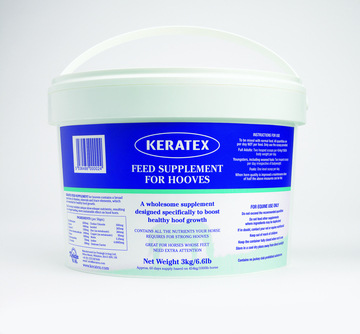 Keratex Feed Supplement For Hooves for Horses