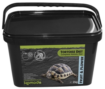 Komodo Fruit & Flower Tortoise Diet