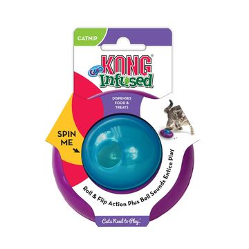 KONG Infused Cat Gyro Toy