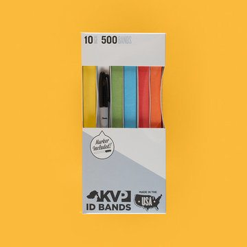 KONG Veterinary Products ID Bands