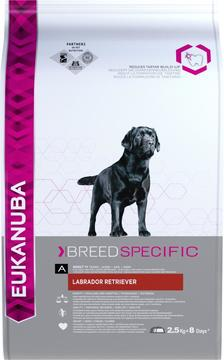 Eukanuba Adult Labrador Retriever Chicken Dog Food