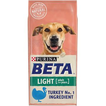 BETA Light Adult Dry Dog Food Turkey