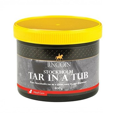 Lincoln Stockholm Tar In A Tub for Horses