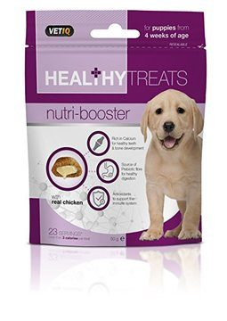 VetIQ Healthy Treats Nutri-Boosters For Puppies