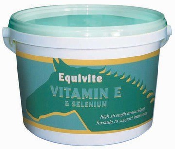 Equivite Vitamin E & Selenium for Horses