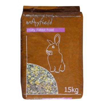 Mayfield Rabbit Fruity Food