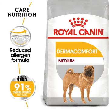 ROYAL CANIN® Medium Dermacomfort Adult Dog Food
