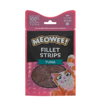 Meowee Fillet Strips for Cats