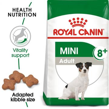 ROYAL CANIN® Mini Adult 8+ Dog Food