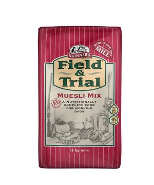 Skinner's Field & Trial Muesli Mix Dog Food