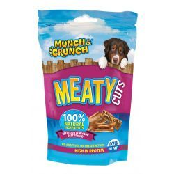 Munch & Crunch Meaty Cut