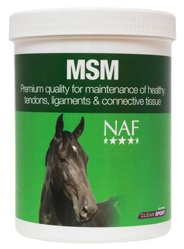 NAF MSM for Horses