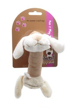 Natural Nippers Cuddle Plush Dog Toy