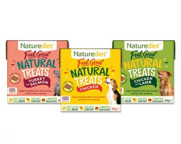 Naturediet Feel Good Natural treats
