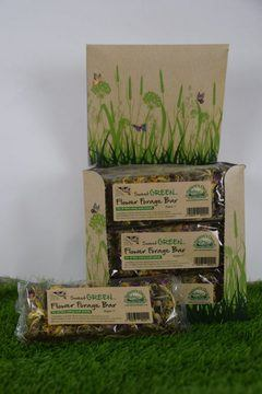 Nature's Own Sweet Green Forage Bar for Small Animals