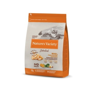 Nature's Variety Selected Chicken Adult Neutered Cat Food
