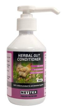 NETTEX Herbal Gut Conditioner for Poultry