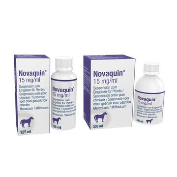 Novaquin® 15 mg/ml Oral Suspension for Horses