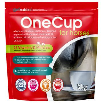 Gwf Nutrition OneCup for Horses