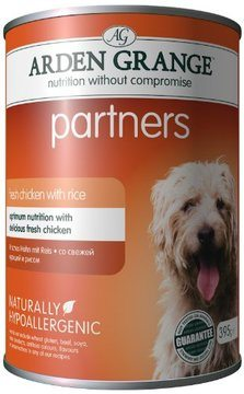 Arden Grange Partners Wet Dog Food