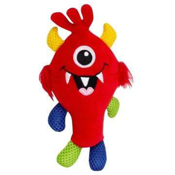 Pawise Vivid Life Little Monster Dog Toy