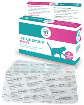 PDSA Joint Care Supplement For Cats