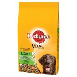 Pedigree Light Chicken & Vegetable Complete Adult Dog Food