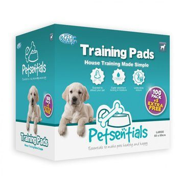Pet Brands Petsentials Training Pads