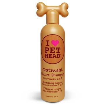 Pet Head Oatmeal Natural Shampoo for Dogs