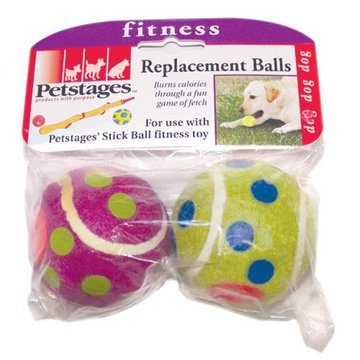 Petstages Replacement Balls