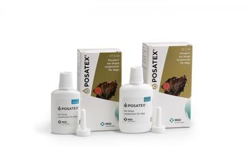 Posatex Ear Drops for Dogs