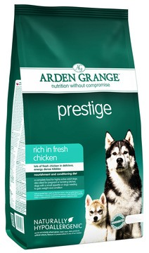 Arden Grange Prestige Rich in Fresh Chicken Dog Food