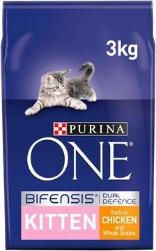 PURINA ONE Kitten Chicken & Whole Grains Cat Food