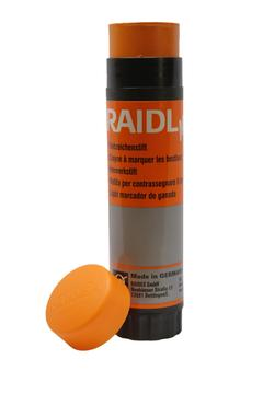 Raidex Orange Twist-up Marking Stick