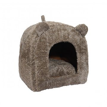 Rosewood 40 Winks Teddy Bear Cat Bed