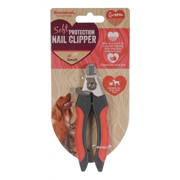 Rosewood Manicure Nail Clippers