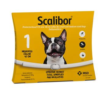 Scalibor Protectorband Collar for Dogs