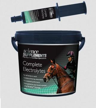 Science Supplements Complete Electrolytes for Horses