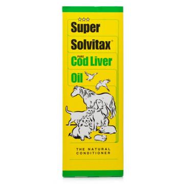 Super Solvitax Cod Liver Oil for Horses