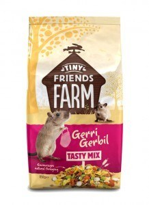 Supreme Tiny Friends Farm Gerri Gerbil Tasty Mix