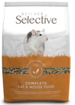 Supreme Science Selective Rat & Mouse Food