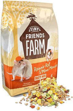 Supreme Tiny Friends Farm Reggie Rat & Mimi Mouse Tasty Mix