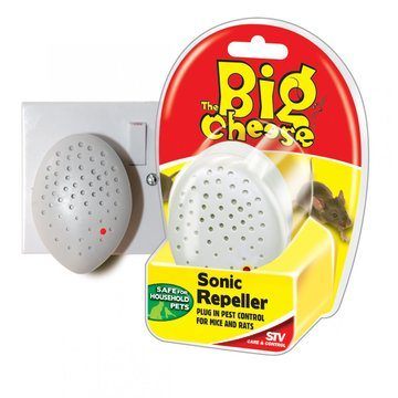 The Big Cheese Mouse & Rat Repeller